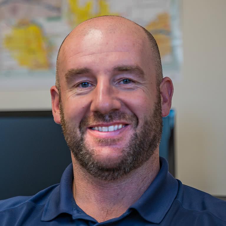 Brandon Babka, Regional Manager at McCallum Rock Drilling