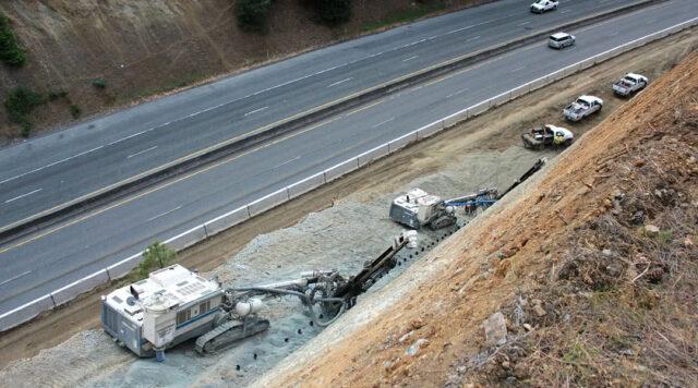 Hugo Glendale Road Project