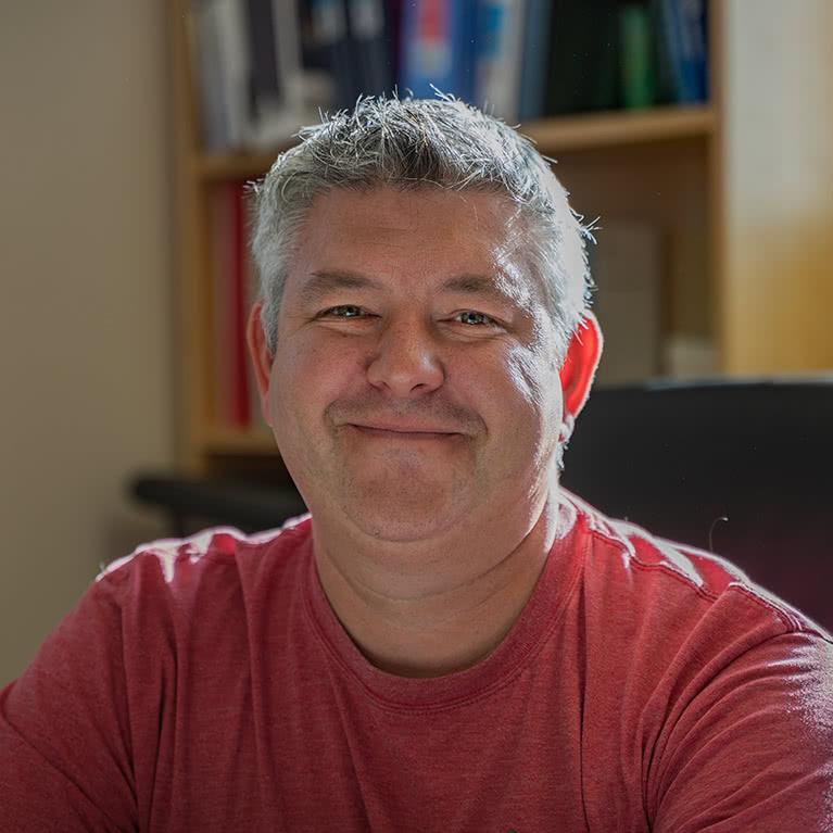 Joe Clinton, Operations Manager at McCallum Powder