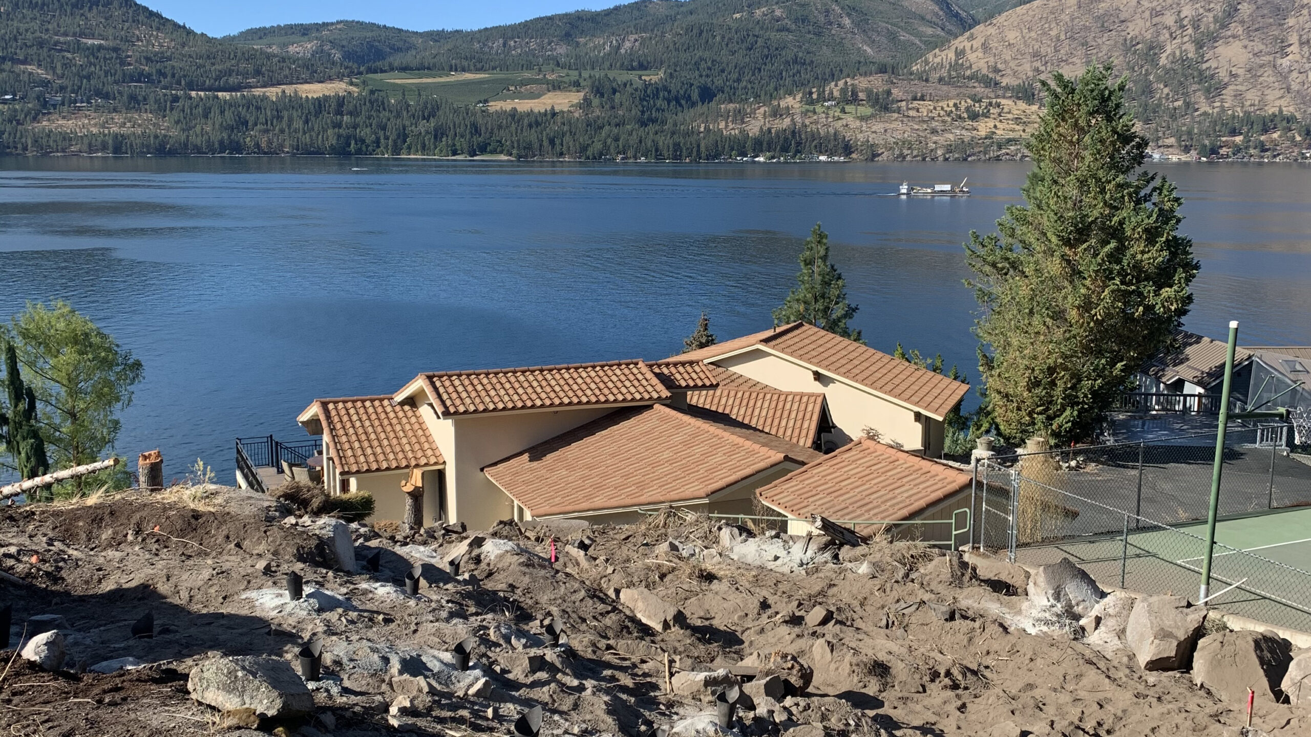 Lake Chelan Residential Project